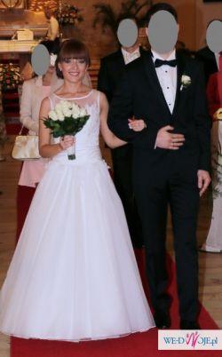 Suknia ślubna Sweetheart 6007 - sprzedam