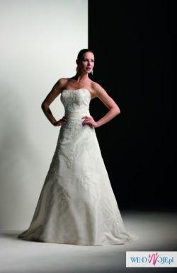 suknia ślubna sweetheart model 5885