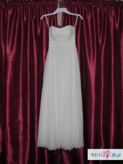 Suknia ślubna Sweetheart, stan idealny, tanio!