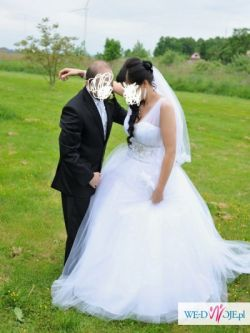 Suknia Ślubna szyta na miare