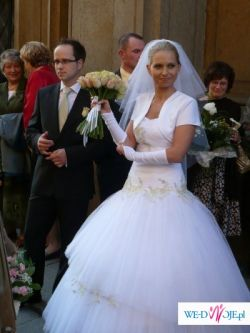 suknia slubna szyta na wzór Benjamin Roberts 911