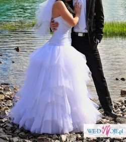 Suknia ślubna szyta na zamówienie