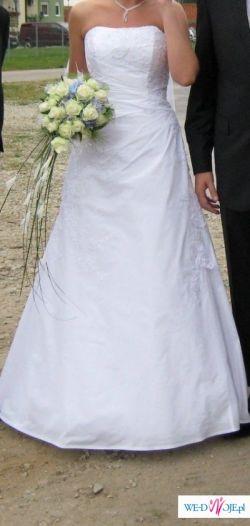 Suknia ślubna TANGANICA, rozmiar 36/38, Mystic Collection 2009