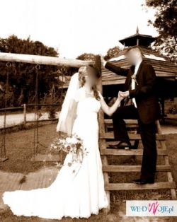 Suknia Ślubna, TANIO (cena do negocjacji)