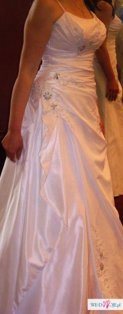 Suknia ślubna, TANIO NOWA