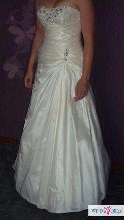 Suknia ślubna TANIO SPRZEDAM!!!