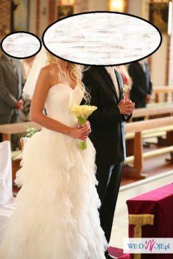 suknia ślubna Tatiana
