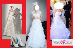 Suknia ślubna Teopista
