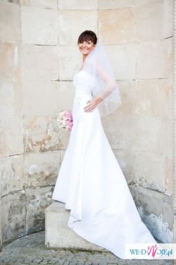 suknia ślubna TIJANA biel model 2010