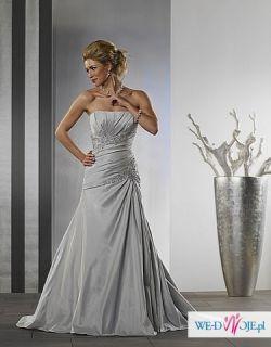 Suknia ślubna Tres Chic AM813 jak nowa!
