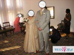 suknia ślubna typu Józefinka
