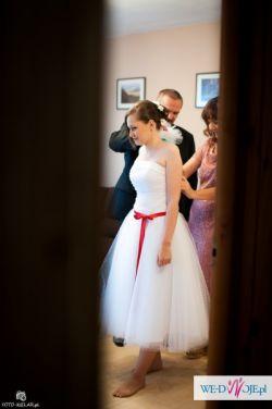 Suknia ślubna Typu Princessa 34 Suknie ślubne Ogłoszenie