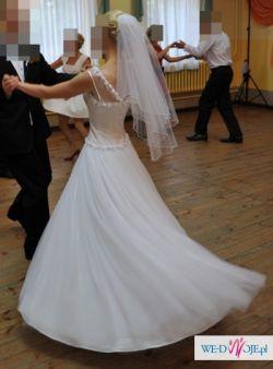 Suknia ślubna Ursulle 2013 Biała 36