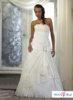 suknia ślubna Urszula Mateja