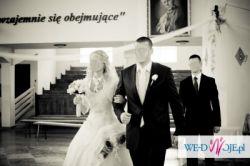 Suknia Ślubna Urszula Mateja 912 + gratisy