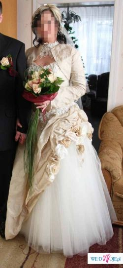 suknia slubna urszuli mateji model 640 roz.40-44