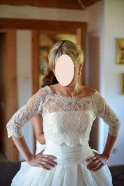 Suknia Ślubna Vera Wang 2015(rozm 36)