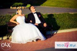 Suknia ślubna verise bridal ursulla 2014 - wyszczuplający model