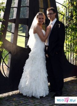 Suknia Ślubna - Victoria Jane 12026 (Hiszpanka)
