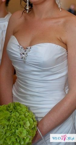 Suknia slubna Victoria jane 17005, rybka  182cm