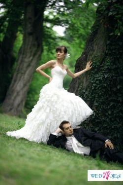 Suknia ślubna Victoria Jane for Ronald Juce model 12026