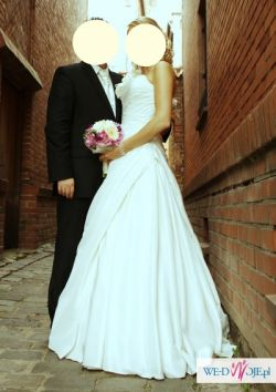 Suknia ślubna Victoria Jane Sydney r.38