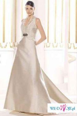 Suknia ślubna Villais model Falla