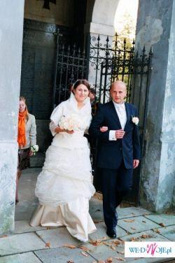 Suknia Ślubna. Viola Śpiechowicz