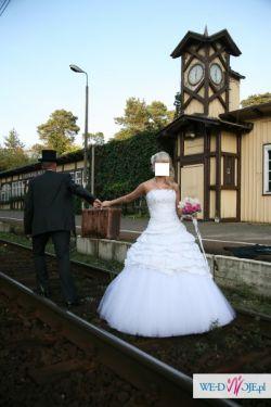 Suknia Ślubna Visual chris model 313