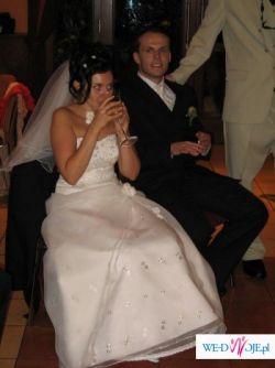 Suknia Ślubna w kolorze