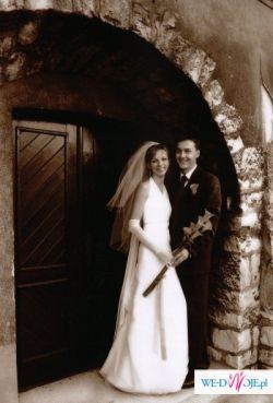 Suknia ślubna w małym rozmiarze