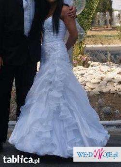 59e51fbbb2 Suknia ślubna w stylu hiszpańskim!!! - Suknie ślubne - Ogłoszenie ...