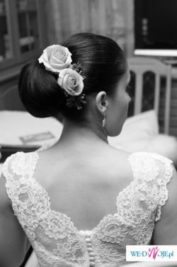 Suknia slubna w stylu hiszpanskim Julia Rosa model 93!
