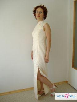 Suknia ślubna w stylu JAPOŃSKIM