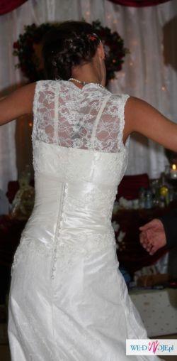 Suknia ślubna w stylu Kate Middleton!
