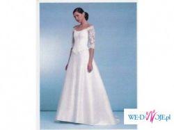 suknia ślubna w super cenie