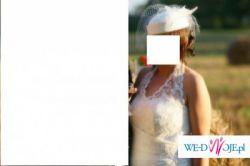 Suknia ślubna w super cenie!