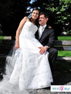 Suknia ślubna White One 175
