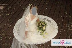 Suknia ślubna White One 176 MADONNA