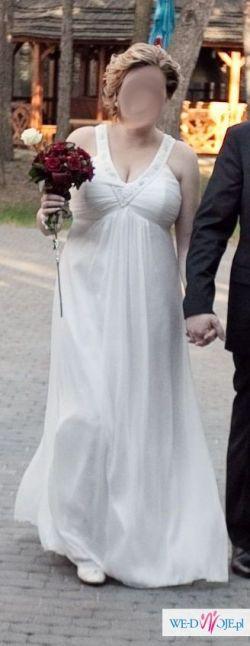 Suknia ślubna White One 3023, Madonna