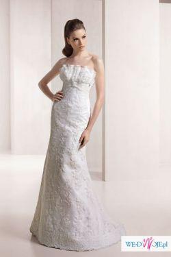 Suknia ślubna White One 3062 - kolekcja 2010
