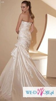 Suknia ślubna White One 419