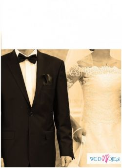 Suknia ślubna - White One 424