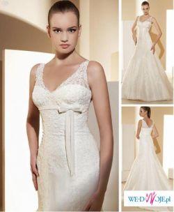 suknia ślubna White One 450 kolekcja 2009