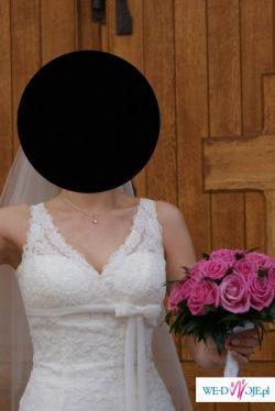 suknia ślubna white one 450 - kolekcja 2009