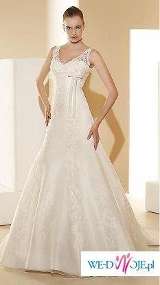 Suknia ślubna White one 450 z salonu Madonna