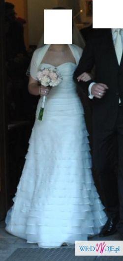 Suknia ślubna White One 6202