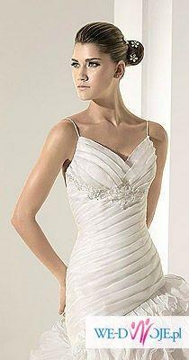 Suknia ślubna White One 6210 Madonna