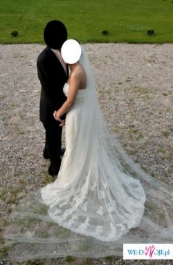 Suknia ślubna White One model 427