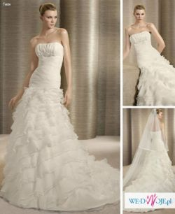 Suknia ślubna WHITE ONE TEIDE hiszpańska